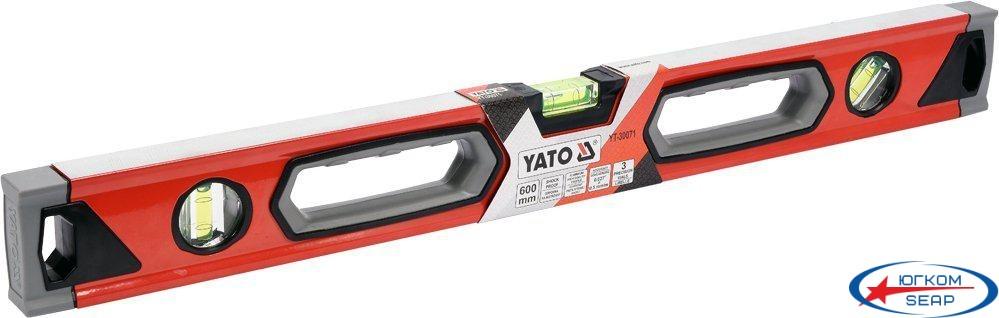 Уровень магнитный Yato 600 мм - 1