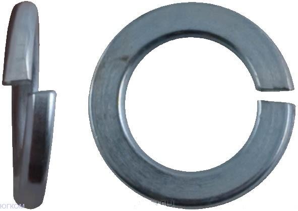 Шайба (гровер) 12, пружинная (1000 ШТ) - 1
